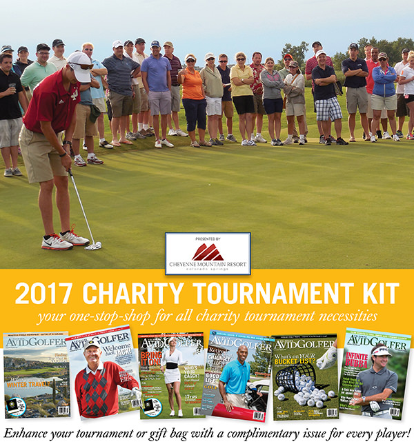 Register your charity tournament in Colorado