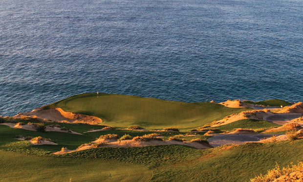 Could Jack Nicklaus' Quivira be the most electrifying course you ever play?