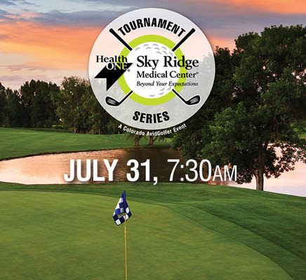 Next Tournament: July 31st at Inverness Golf Club