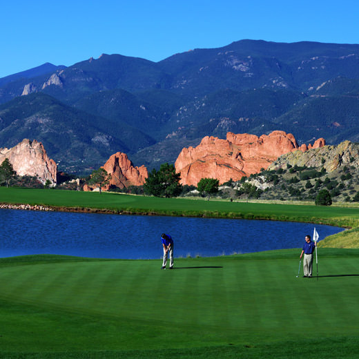Kissing Camels At Garden Of The Gods Club West South Colorado Avidgolfer