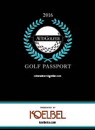 Golf Passport 2016
