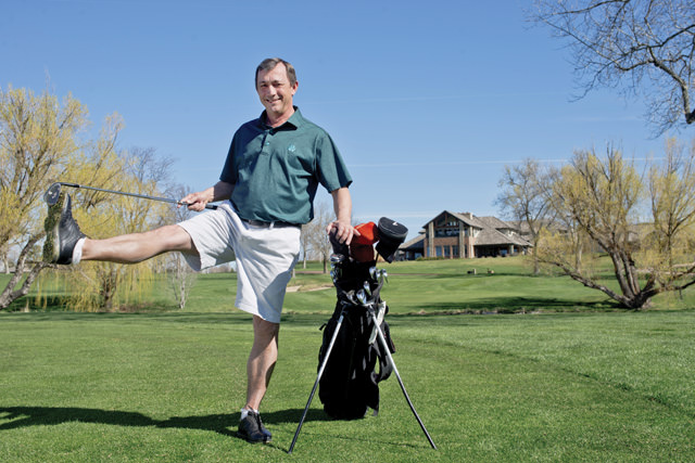 On The Dance Floor With Gil Boggs Colorado Avidgolfer