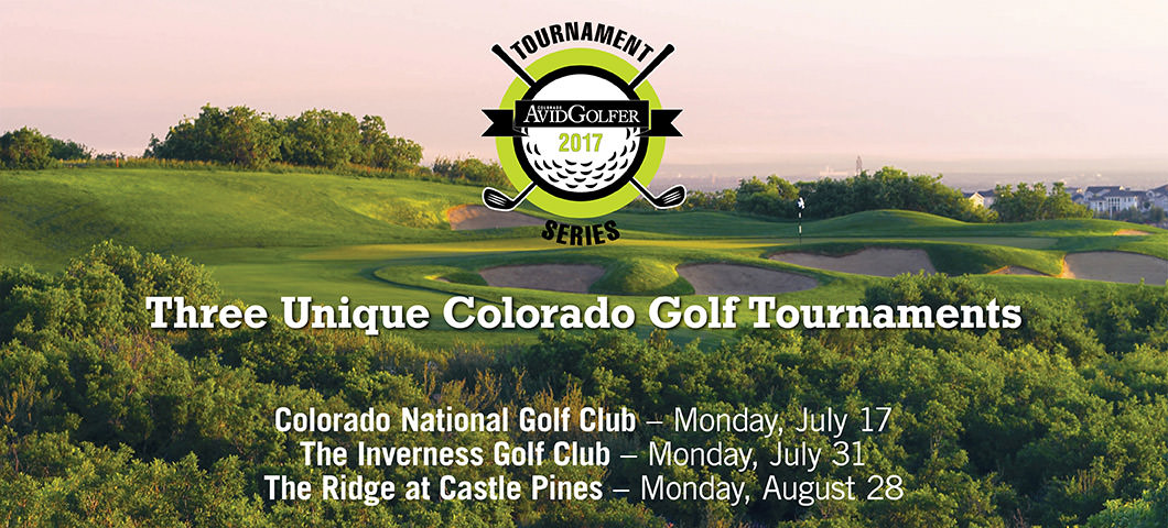 2017 Colorado Golf Tournament Series