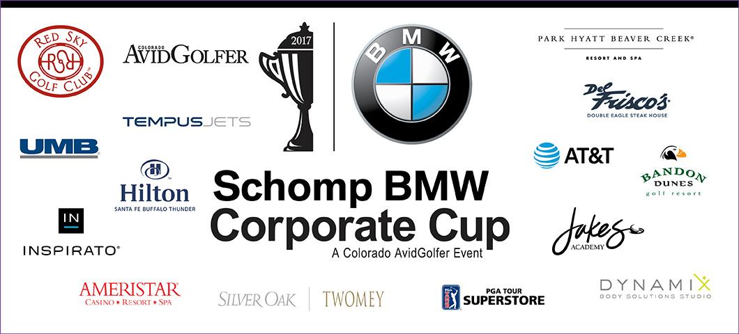 sponsors schomp bmw corporate cup