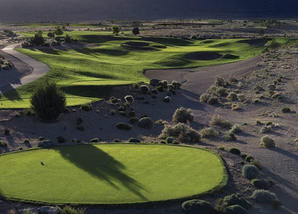 Sandia Golf Club in New Mexico