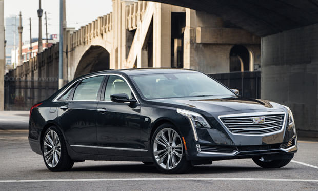 A review of the 2016 Cadillac CT6