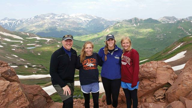 Crested Butte Hikers