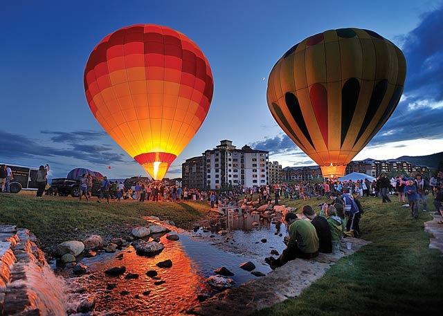 Steamboat Springs Hot Air Balloons