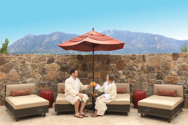 Alluvia Spa & Wellness Retreat at Cheyenne Mountain Resort