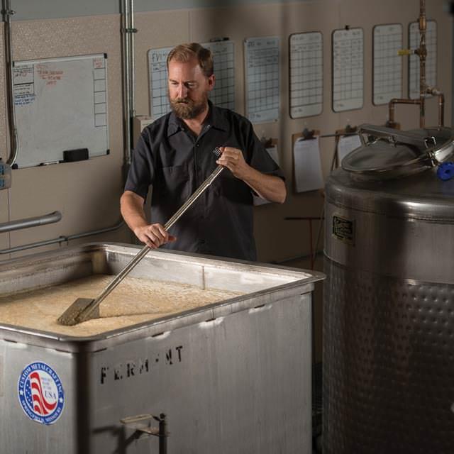 Colorado Malting Company malts the barley to make beer