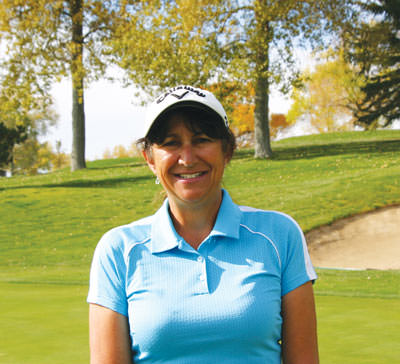 Sherry Andonian Colorado Open