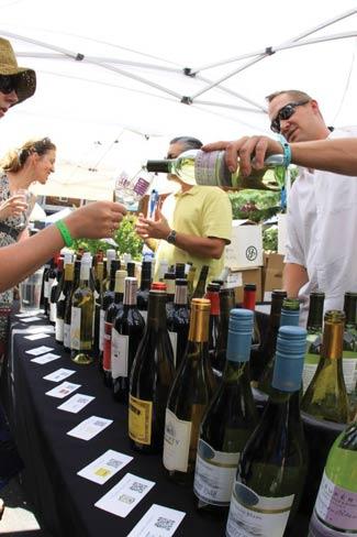 Keystone Wine and Jazz Festival