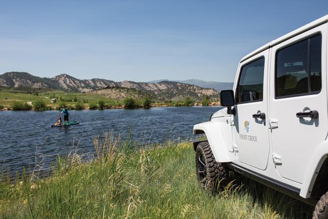 Frost Creek Jeep