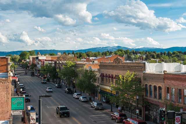 Town of Sheridan, Wyoming