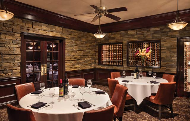 Carving a niche the best in denver steakhouses colorado for Del frisco s chicago