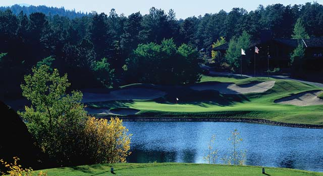 Fox Acres - 2016 Mile High Golf at $52.80 presented by Park Meadows