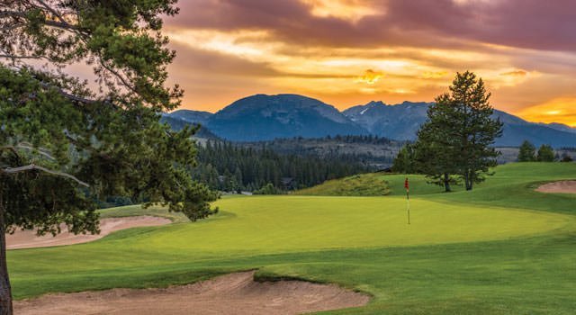 Keystone Resort - 2016 Mile High Golf at $52.80 presented by Park Meadows
