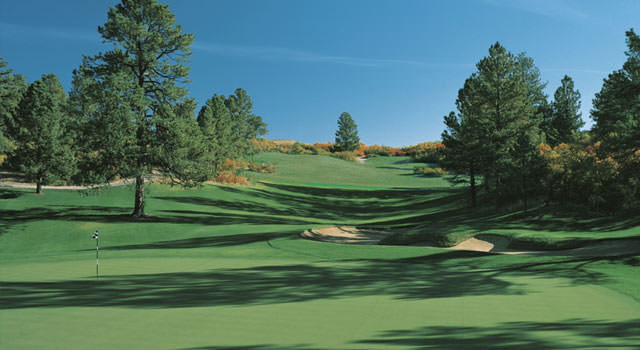 The Ridge at Castle Pines - 2016 Mile High Golf at $52.80 presented by Park Meadows