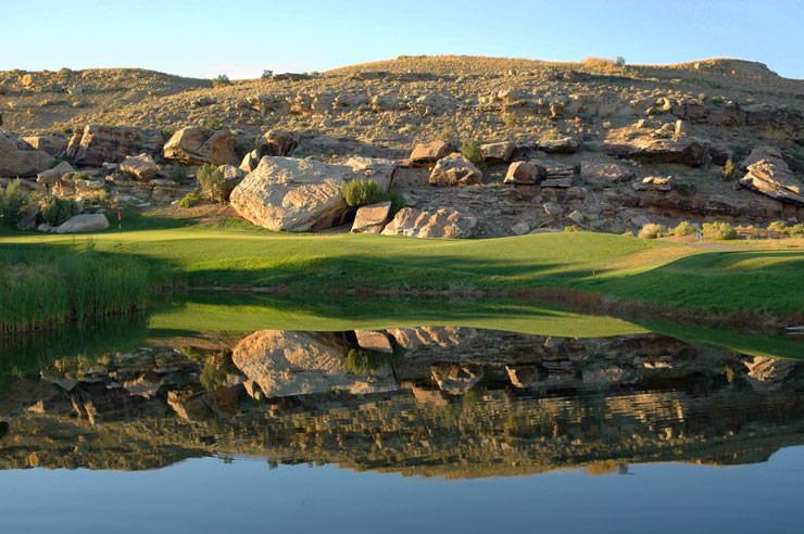 Redlands Mesa Colorado Fall and Spring Golf