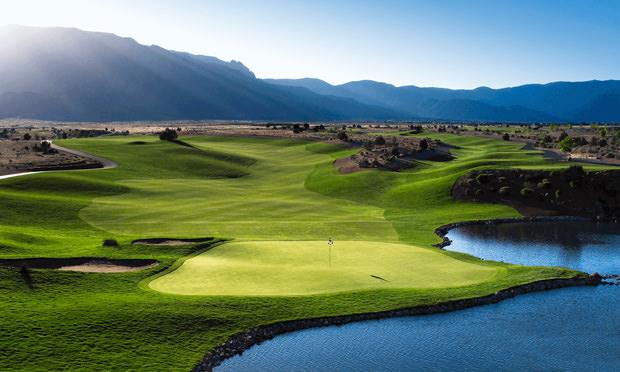 sandia golf club glamour cover