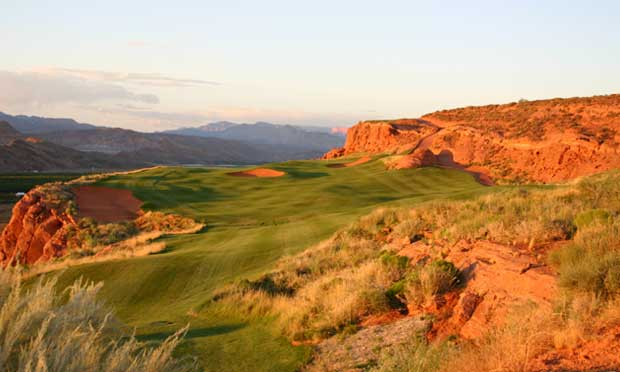 Sand Hollow Resort - 2018 CAGGY Award Winner - Best Utah Golf Experience