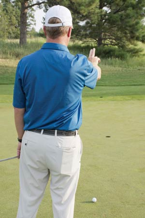 Aimpoint Putting Method