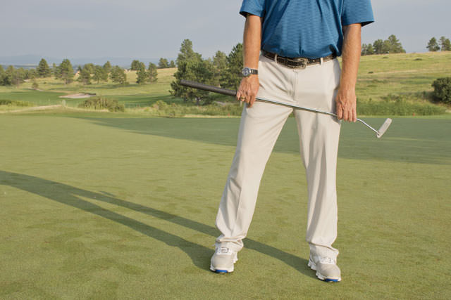 Aimpoint Slope of Green Tips