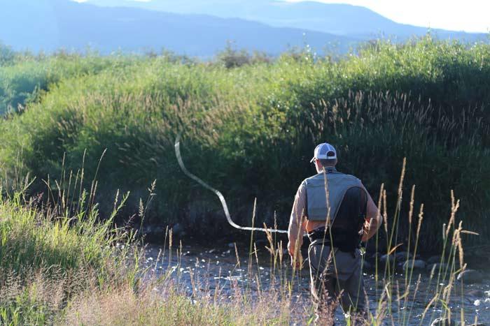 Frost Creek Fly Fishing Colorado