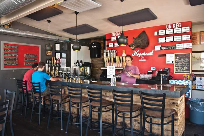 Hogshead Brewery in Denver, Colorado