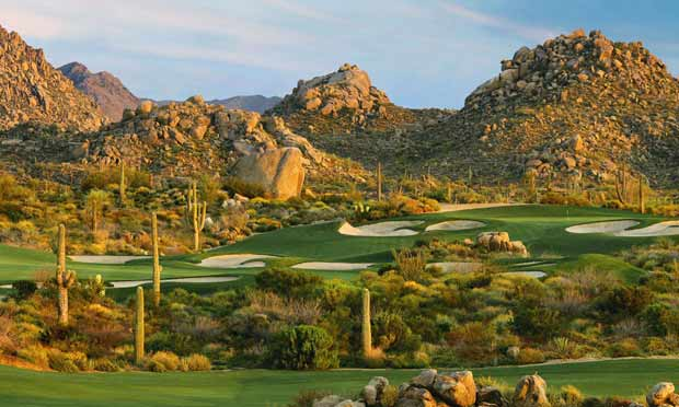 Troon North - 2018 CAGGY Award Winner - Best Arizona Golf Experience