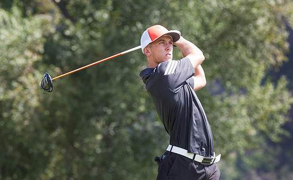 Trevor Olkowski, JGAC Tour Champion