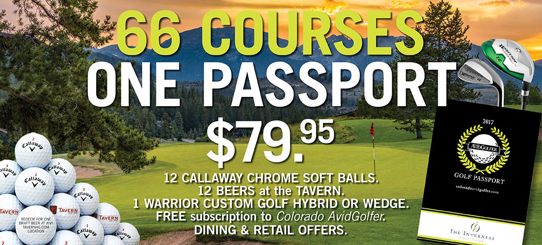 Golf Deals and Discounts at 66 Colorado Courses and over 100 retail and dining locations