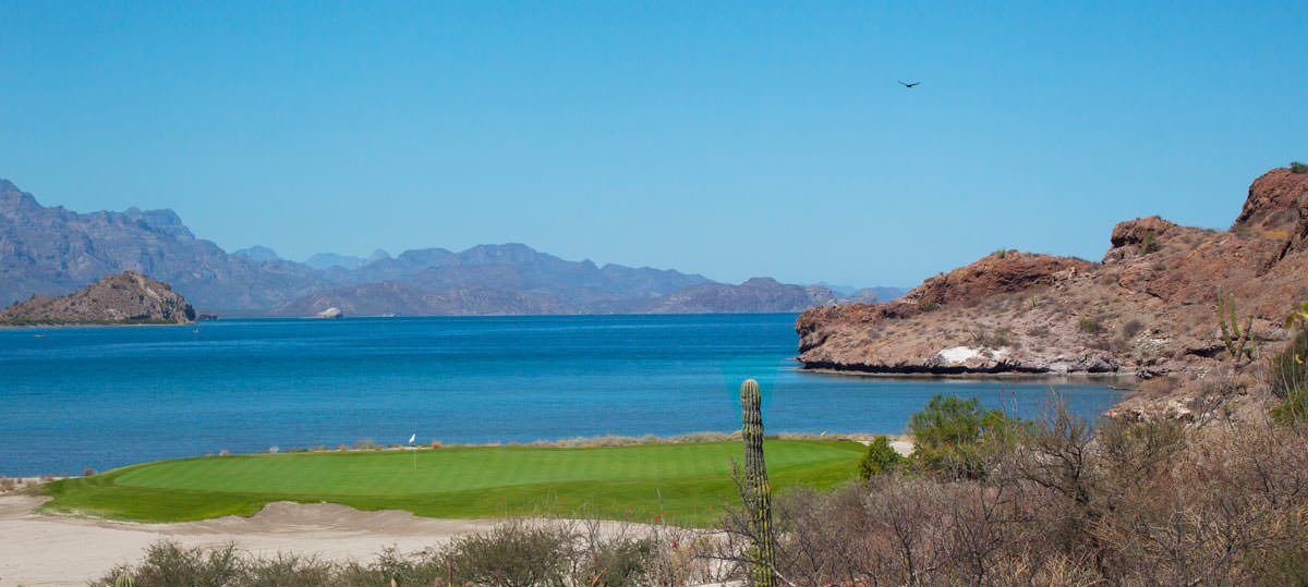 Danzante Bay Golf Course at Villa del Palmar Mexico