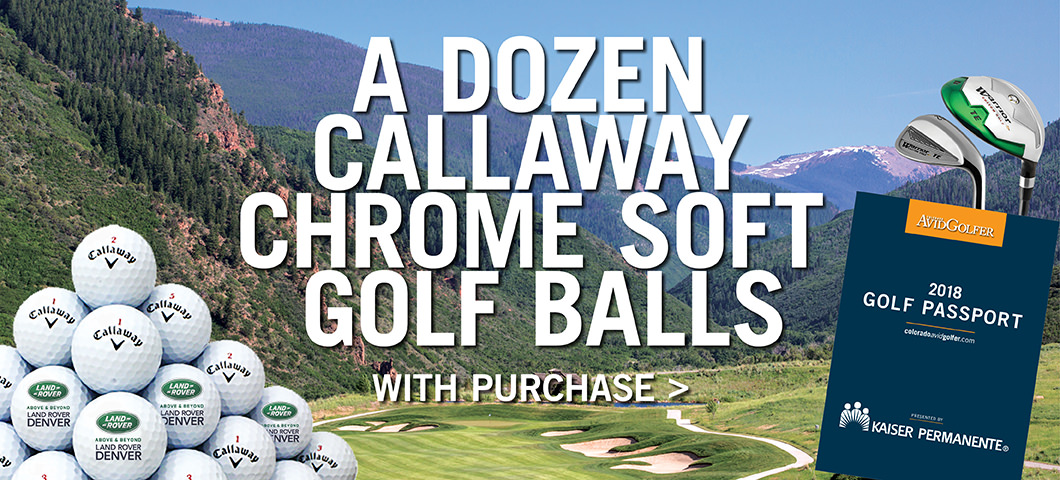 2018 golf passport golf balls offer