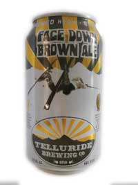 Telluride Brewing Face Down Brown Ale