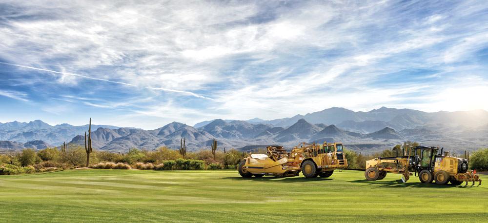 Verde River Golf & Social Club Photos - Construction