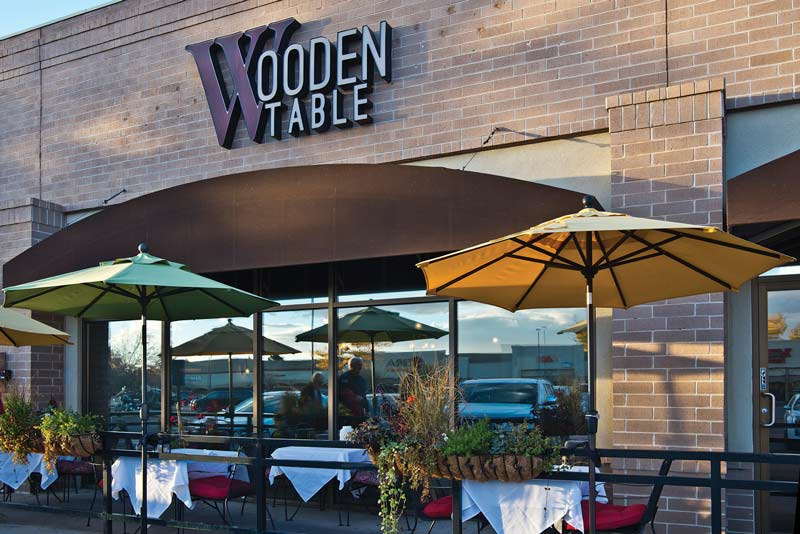 The Wooden Table Restaurant - Review and photos