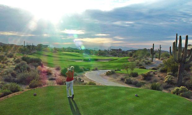 Top 5 Phoenix-Area Golf Clubs