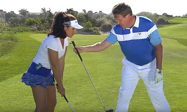 how to hit consistent iron shots