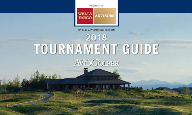 2018 Tournament Guide Presented by Wells Fargo