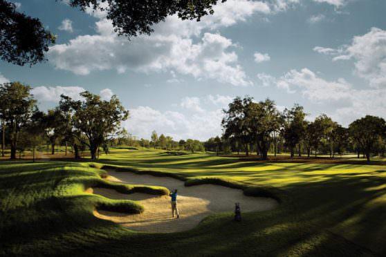 Fallen Oak Golf Club Hole 6