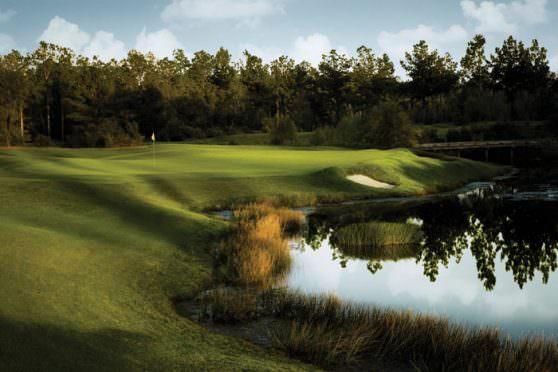 Fallen Oak Golf Club Hole 7