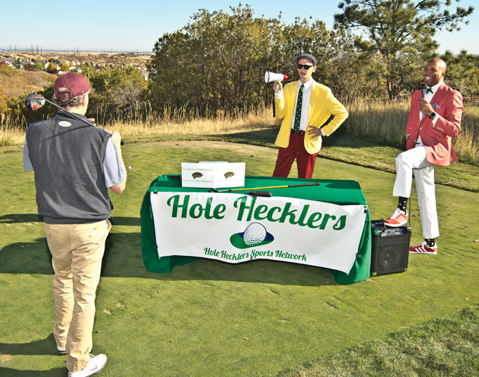 Golf Hole Hecklers