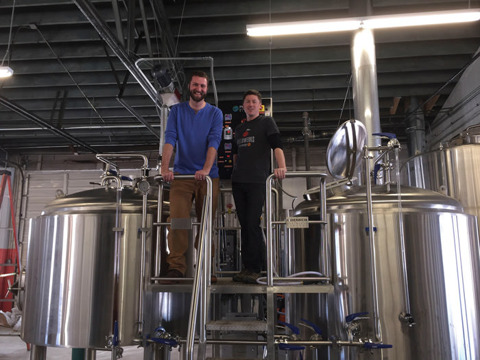 Greeley Weldwerks - Neil Fisher and Colin Jones