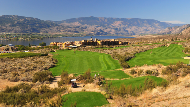 Sonora Dunes Golf Course at Nk'Mip Resort