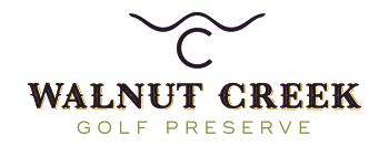 Walnut Creek Golf Preserve Logo