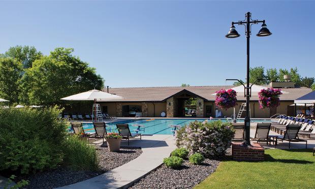 Columbine Country Club Pool