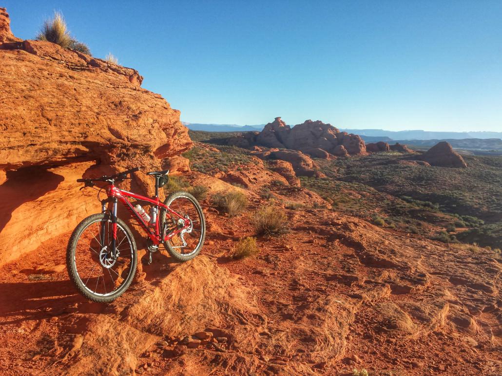 Mountain Bike Utah