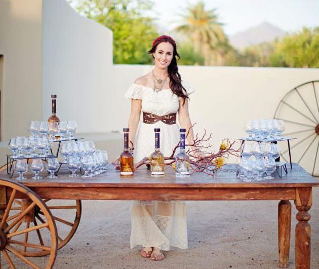 Tequila Goddess Katie Schnurr.