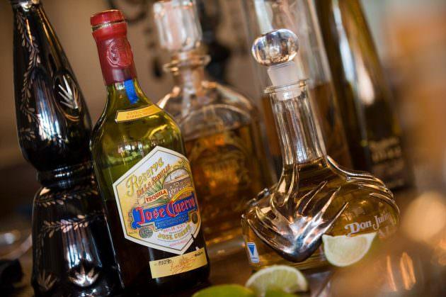 La Hacienda pours hundreds of tequilas